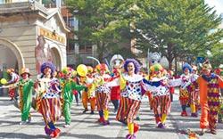 小丑說故事 傳播愛與關懷