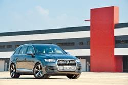 Audi SQ7 TDI性能卓越