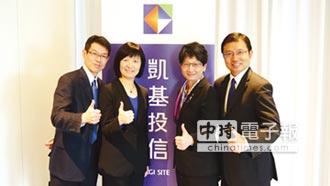 凱基投信副董事長張慈恩:專業+溫度 展現團隊戰力