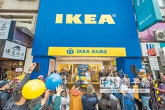 IKEA快閃店開進夜市