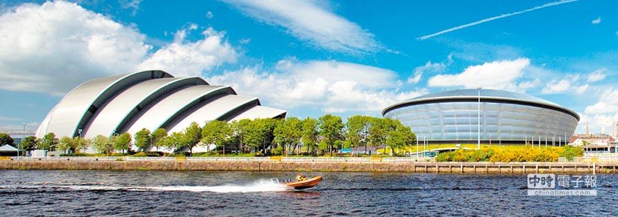 「循環經濟熱點」國際論壇10月底於蘇格蘭會議園區(Scottish Event Campus)舉行。(摘自Scottish Event Campus官網)