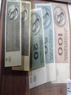 北市郵幣社遭盜稀有鈔票 警迅速破案逮2嫌