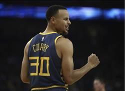 NBA》柯瑞紀錄之夜 勇士擊潰灰熊 勝場超越金塊