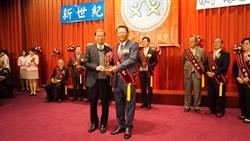 蔡玉堂獲頒「私校十大傑出教育事業家獎」