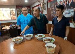 高雄小王爺牛肉麵館為慶祝市長韓國瑜就職  20日將提供200碗給顧客免費品嘗