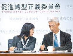 轉型正義資料庫 明年10月完成