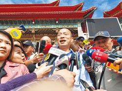 韓國瑜不認助朱選總統