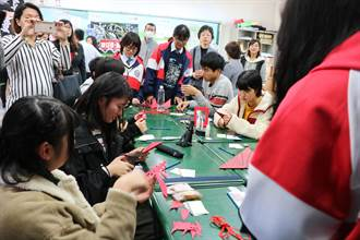 石山高校訪六和高中 學校展現特色