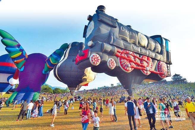 饒慶鈴將延續黃健庭打造的「熱氣球經濟」,讓更多人賺大錢。(莊哲權攝)