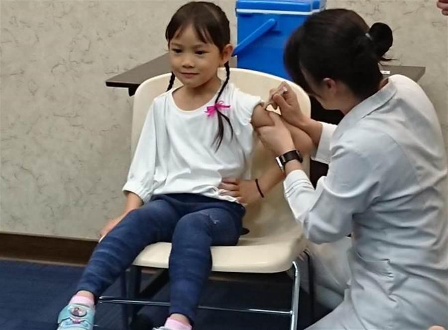 上周國內新增25例流感重症,最小只有3個月大。