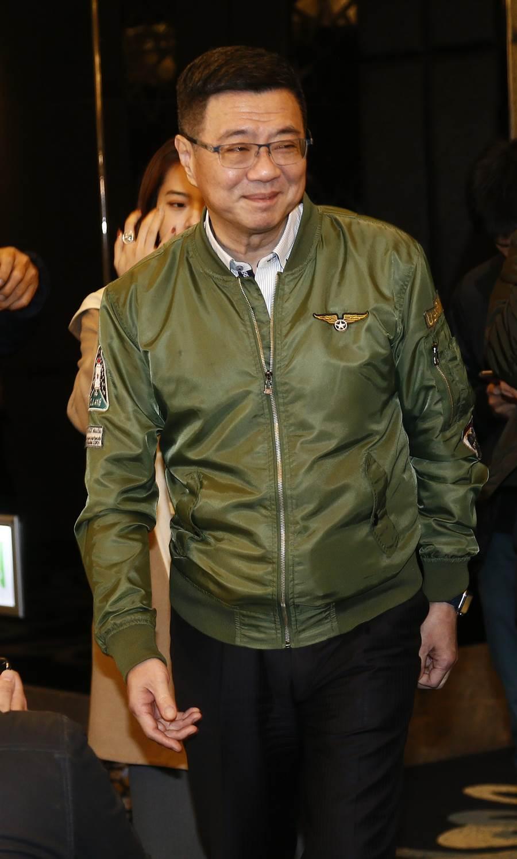 民進黨籍行政院秘書長卓榮泰。(圖/本報系資料照片)