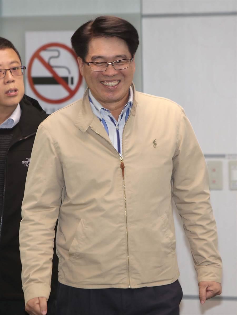 財團法人台灣民意基金會董事長游盈隆。(圖/本報系資料照片)