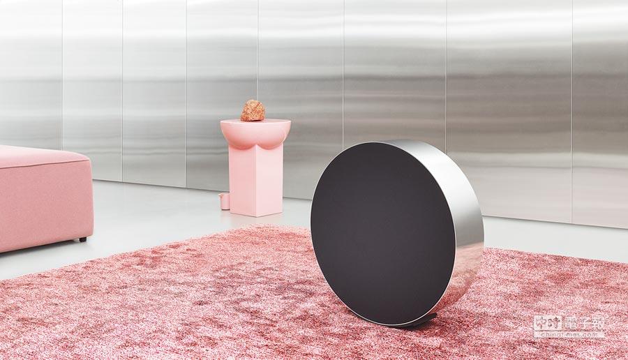 Bang & Olufsen推出全新的BeoSound Edge,價格店洽。(Bang & Olufsen提供)