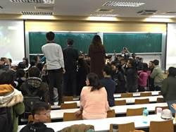 大鬧江宜樺演講 羅智強:太陽花還要害台灣到何時?