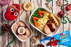 阿聯酋航空推出期間限定聖誕佳餚  讓旅行不孤單