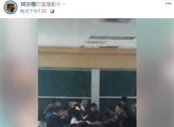 周安履闢謠 否認是抗議江宜樺的「帶頭大哥」