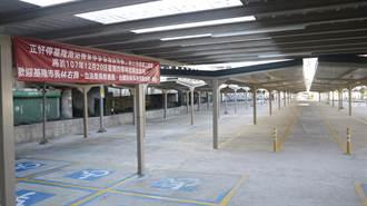 基隆南站增538機車格 有遮雨棚不再濕答答