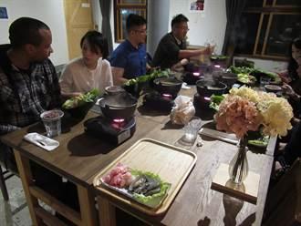 當季農特產入菜 無菜單火鍋吃得到健康原味