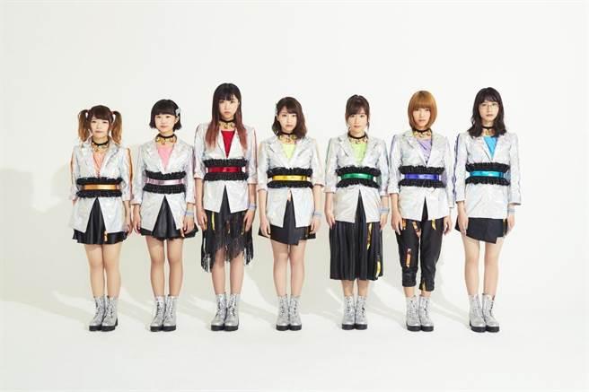 日女團「EVERYDAYS」發首張專輯。(ASOBI SYSTEM提供)