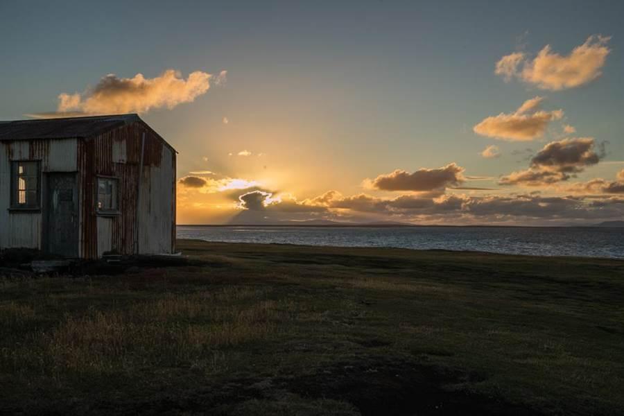 佩布爾島擁有豐富的生態資源(圖/達志影像)