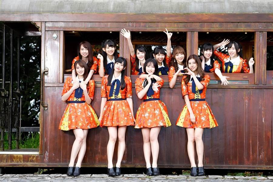 曾遭遇演藝事業停擺  AKB48 Team TP 挑戰最高海拔拍攝重新出發