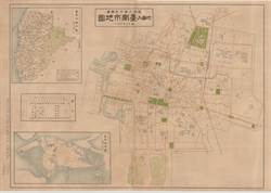 《台南四百年古地圖集》述說台南400年時空遞嬗