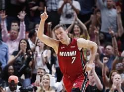 NBA》這下慘了!熱火主控膝蓋動刀缺席2個月