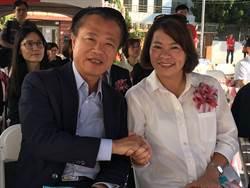 翁章梁、黃敏惠共捐100萬助建失智家園 藍綠合作首步曲