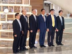 《產業》台大癌醫試營運,郭台銘提新百年醫療工程