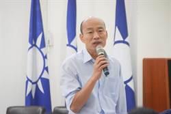 40年鼻子過敏完治 韓國瑜自曝全靠「意志力」