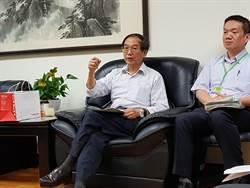 高市地政局長黃進雄專業熱情 獲韓國瑜留任
