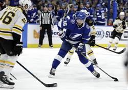 《時來運轉》運彩報報 - 閃電火焰 NHL至尊對決