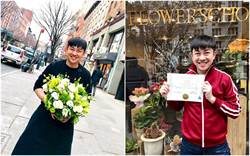 超有才!知名造型師李明川現在也是花藝大師