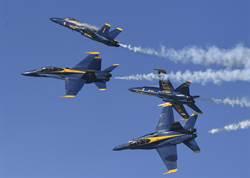 若刪國防預算 美海軍:機艦維護暫停 裁減藍天使中隊