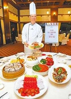 晚宴菜單藏佳話「北滬雙城共融共好」