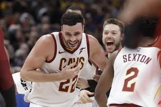 NBA》騎士小前鋒蘭斯預言快艇奪本季冠軍