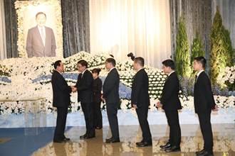 書面弔唁聲明 陳雲林稱江丙坤為兩岸「鞠躬盡瘁,死而後已」