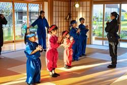 綠舞全新一季打造忍者之森,武術修行大公開,日本忍者經典再現