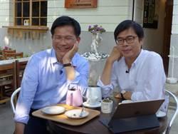 影》接任閣揆?龍、邁喝咖啡強調:別為難我們