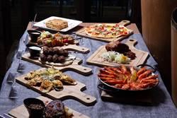 地中海餐酒館聖誕饗宴 多國色彩匯流 走進美食聯合國