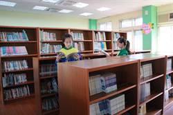 新英國小圖書室改建 變明亮還有塗鴉牆