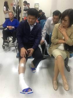 棄選連任惹不滿?麥寮鄉長許忠富高鐵站外遭4煞圍毆