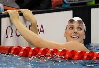 美國23歲女飛魚 奧運5金得主宣布退役