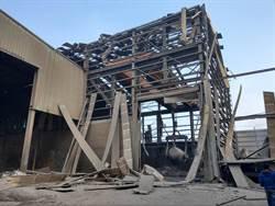 桃新屋鍋爐爆炸 2民宅玻璃被震破