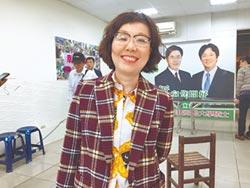 首位女性 王時思升任副市長