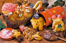 熊甜筒薑餅人蜜慶耶誕節