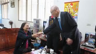 主席感恩茶會首站彰化 阮剛猛、蕭景田推崇吳敦義選總統