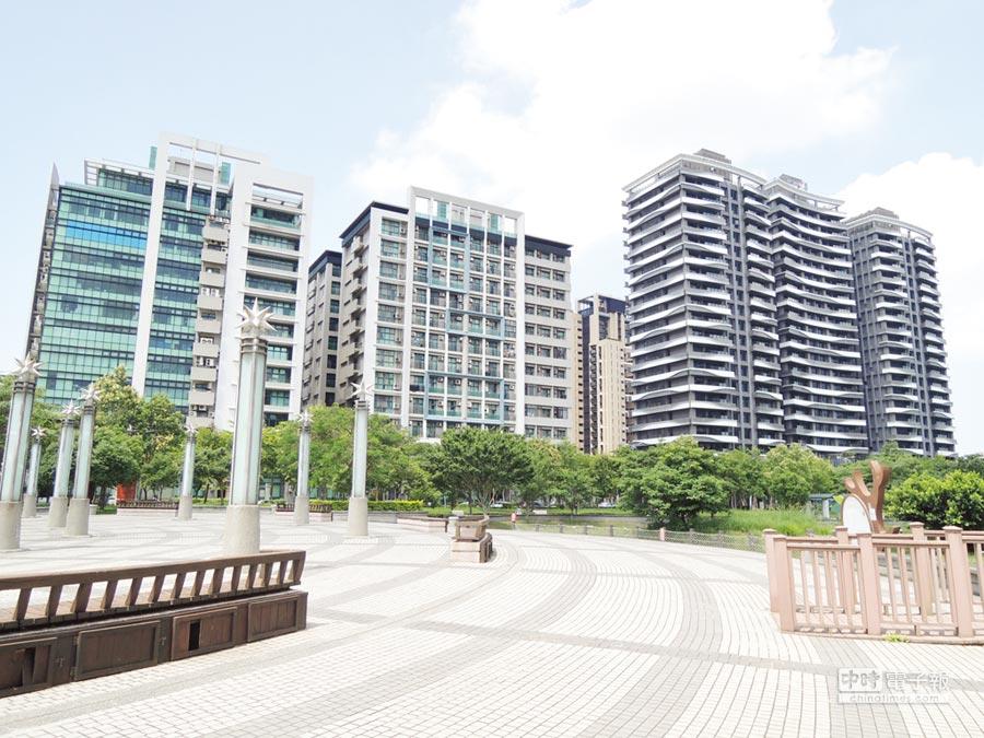 信義房屋表示,竹北高鐵特區房市經過去年的盤整,今年度開始,買賣雙方對價格認知趨於接近。圖/信義房屋提供