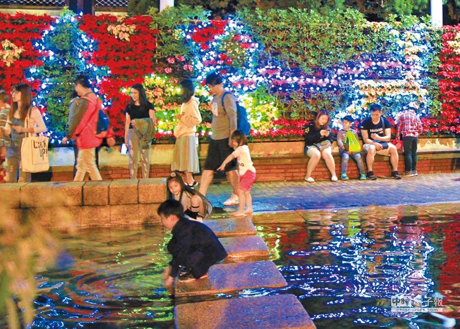 耶誕將至,台北市自來水事業處22日將於自來水園區舉辦「聽見希望‧水博童LOVE會」活動,開放民眾免費入場。(北水處提供)