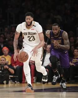 NBA》巴克利:湖人雙王合體已成定局